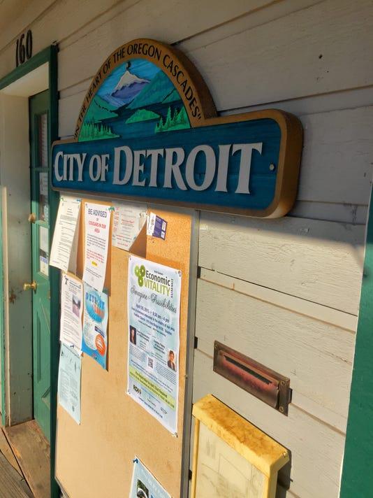 Detroit Lake