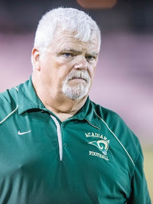 Four-time state championship football coach Ted Davidson has announced his retirement at Acadiana High.
