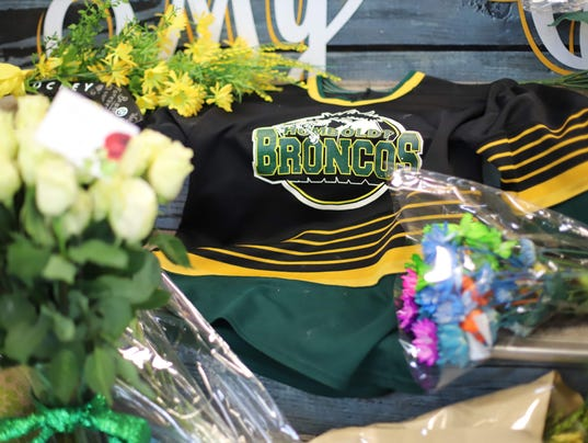 SJHL: Humboldt Bus Crash - Seriously Hurt Defenseman Released From Hospital (video)