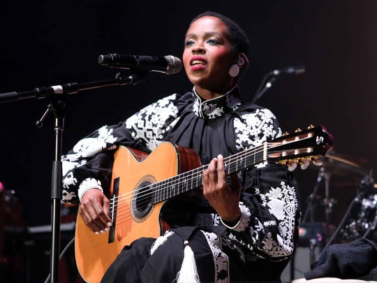 Lauryn Hill will perform on Sept. 22 at Old National Centre.