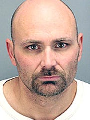 Desert Hot Springs resident Nicholas Sardegna was arrested on suspicion of possessing guns and drugs after authorities served a search warrant at his home Wednesday.