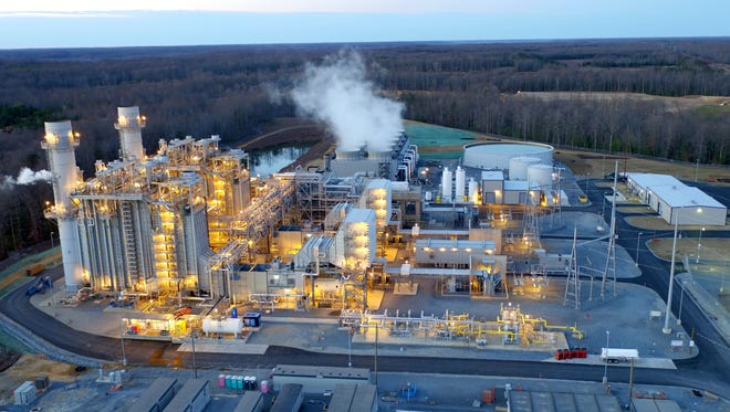 Natural gas-fueled electrical power generation facility the St. Charles Energy Center in Waldorf, Maryland, went into operation in March 2017. Competitive Power Ventures, Inc. company officials are considering building a similar plant in Handy Township south of Fowlerville.