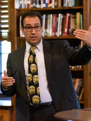 Englewood Schools Superintendent Robert Kravitz