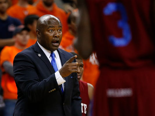 NCAA Basketball: South Carolina State at Virginia