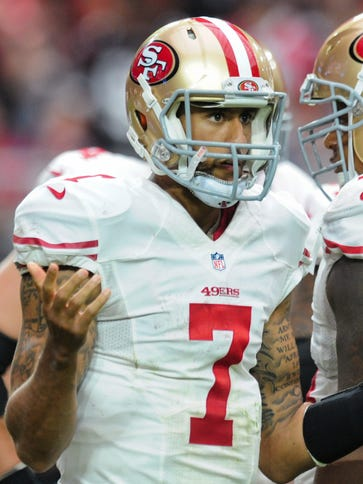 Can QB Colin Kaepernick and the 49ers manage a winning