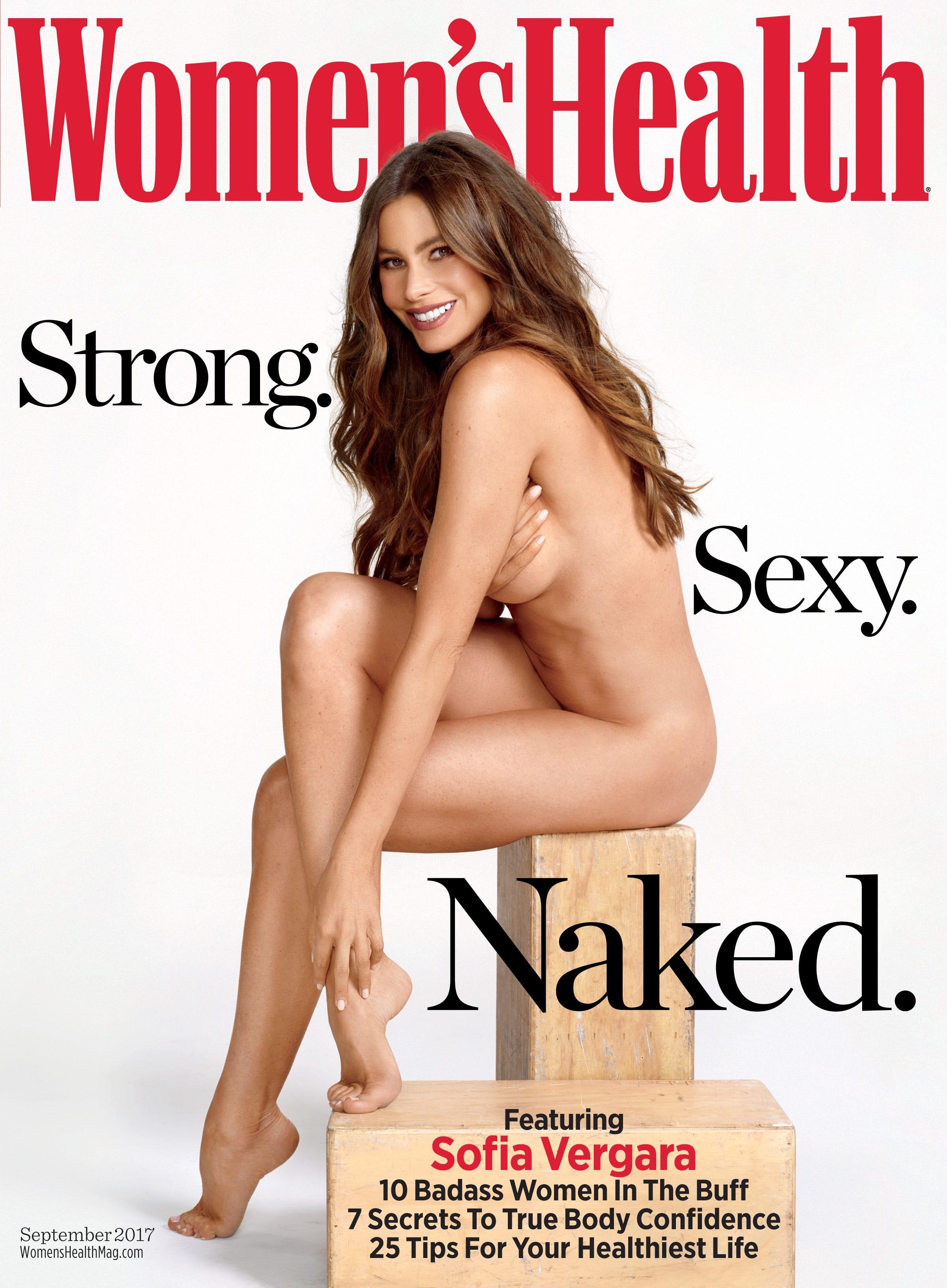 Sofia vergara totally nude