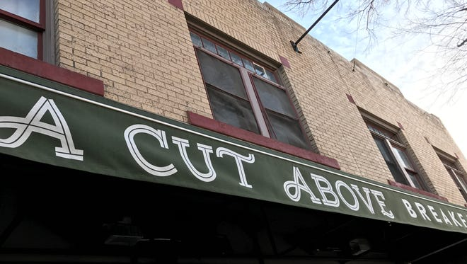A Cut Above Breakfast & Deli has closed nearly a year after    it opened.