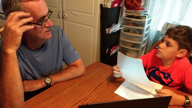 Brady Sims interviews Army Chaplain Lt. Col. (retired) Donald Crippenof Clarksville.