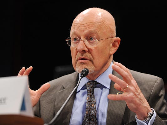 Top US intelligence chief to step down, says handing in his resignation ëfelt pretty goodí