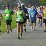 Blue Water Area running events: Summer 2018