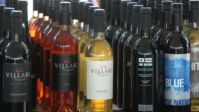 The Lakewood BlueClaws hosted the annual Jersey Shore Wine Festival at First Energy Park.