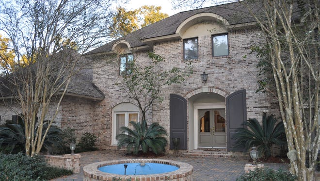 This 4 bedroom 4 1/2 bath home has 4,400 square feet and is located at 305 Mill Valley Run in the Settlement. It is listed at $762,500.