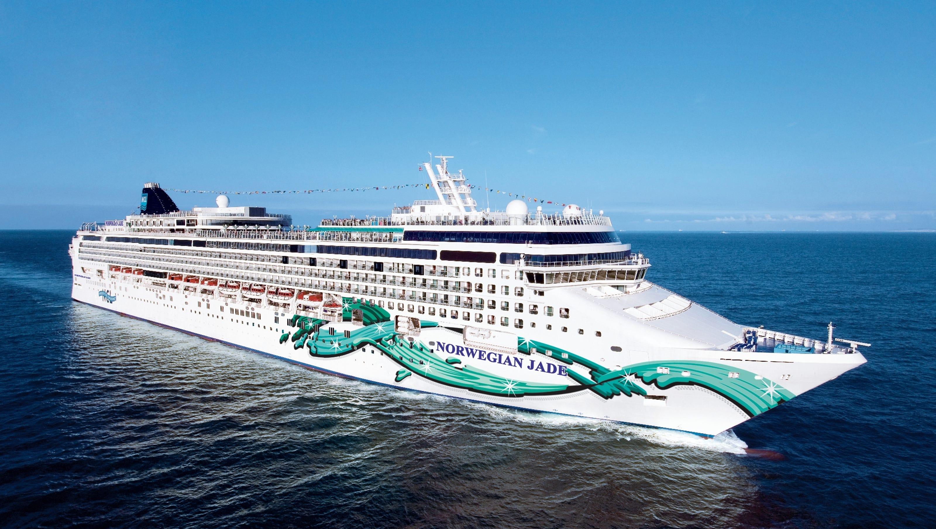 Norwegian Jade Cruise Ship Experiences Mechanical Trouble