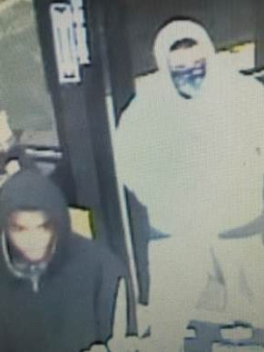 The suspects in a Central El Paso convenience store robbery Jan. 30 are shown.