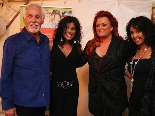 Kenny Rogers turns 80 today