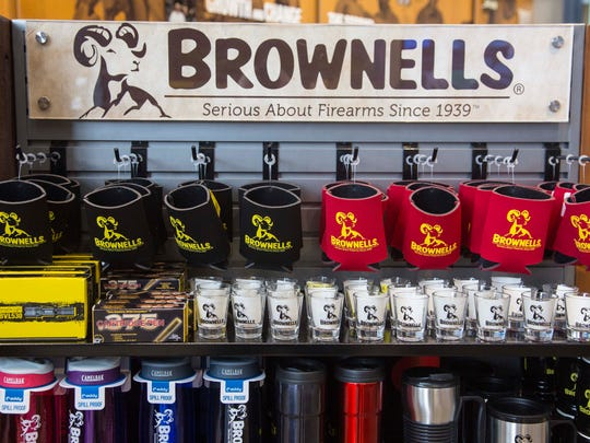 Branded gifts and souvenirs are sold in the retail