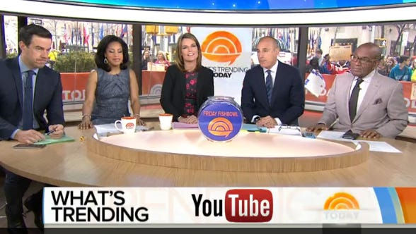 Today show anchors discuss the South Dakota Mars ad.