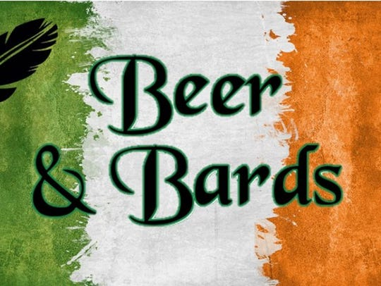 January's Beer & Bards will take place Thursday.
