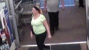 Police are looking for information on this man and woman, who they believe stole more than $500 worth of pain medicine and Poligrip denture adhesive cream from a Mt. Juliet Kroger.