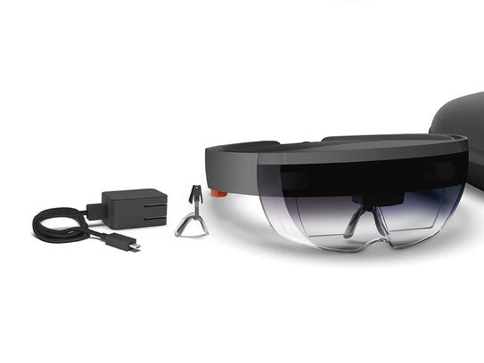 Microsoft's HoloLens Developer Kit will cost $3,000