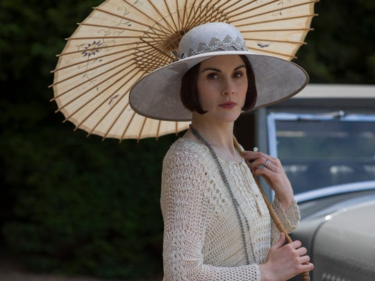 Viewers will see Lady Mary (Michelle Dockery)  for