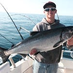 Lake Michigan fishing report for Sept. 15