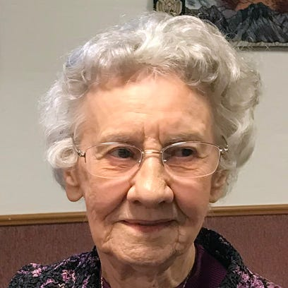 94-year-old aunt sets a healthy-eating path to follow