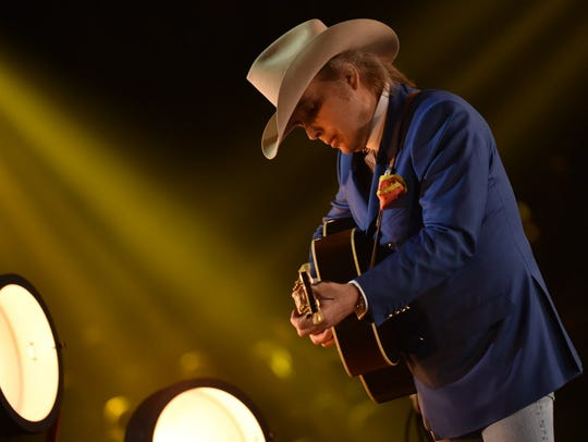 Dwight Yoakam performs April 20 at the Nugget.