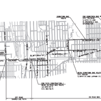 Looks like the West Allis crosstown connector will roll