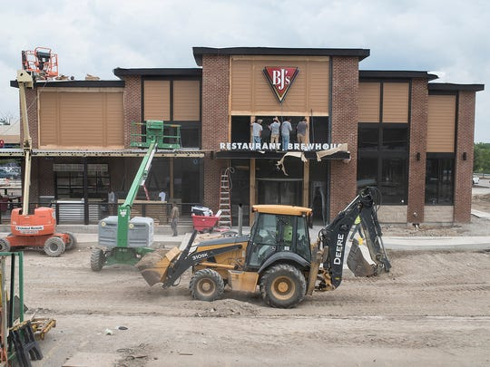 BJ's Restaurant and Brewhouse is on the fast track as the company has confirmed plans to open Aug. 27 in Livonia.