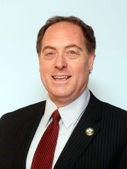 Union County Freeholder Bruce H. Bergen.