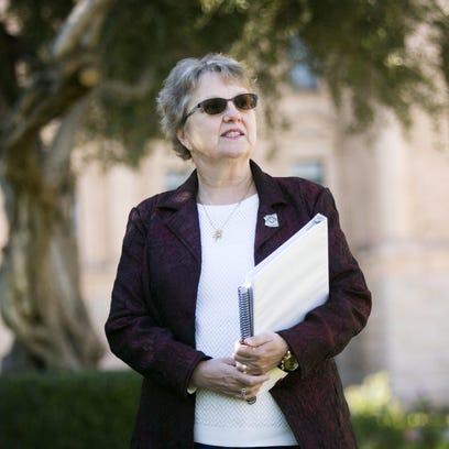 Arizona education Superintendent Diane Douglas.