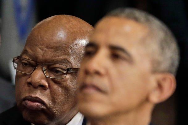 AP Obama Foley