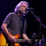 The Grateful Dead's Bob Weir will reunite with his bandmates for shows over July 4 weekend in Chicago's Soldier Field.
