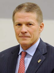 Marshall Fisher serves as the commissioner of Public