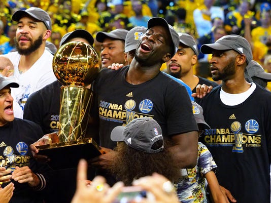 Nba Finals Redemption Draymond Greens Game 5 Story Comes Full Circle
