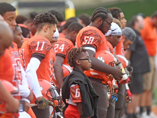 Football: Tygers vs. Westerville North