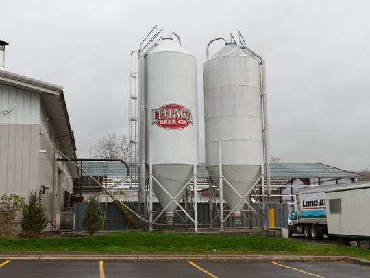 Ithaca Beer is making a 24,000-foot expansion to the facility to have more space for community events.