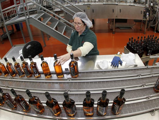 Jim Beam Clermont Ky Tours