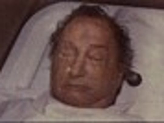 Morgue photo of woman found in Westby, Wisconsin, in