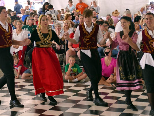 Greek fest 12