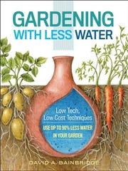 'Gardening with Less Water' by David Bainbridge