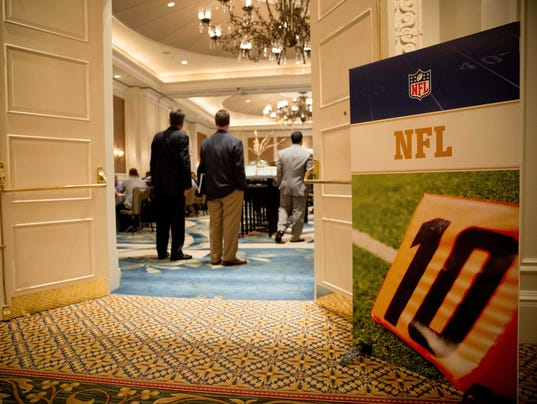 NFL annual meetings