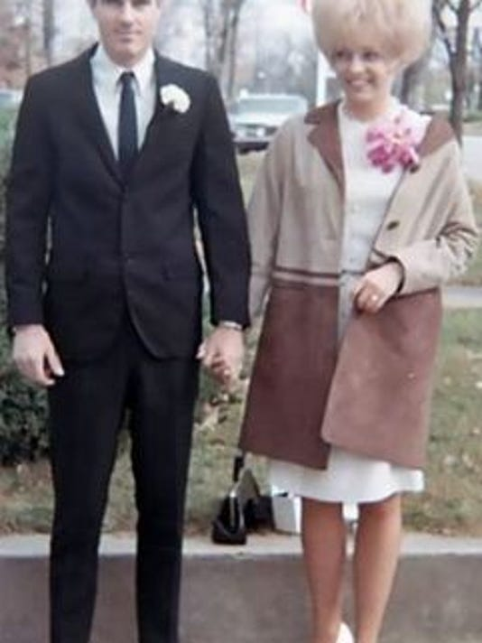 Anniversaries: Ronald Hunter & Marilyn Hunter