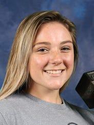 Katelyn Devitt, Mariner weightlifting