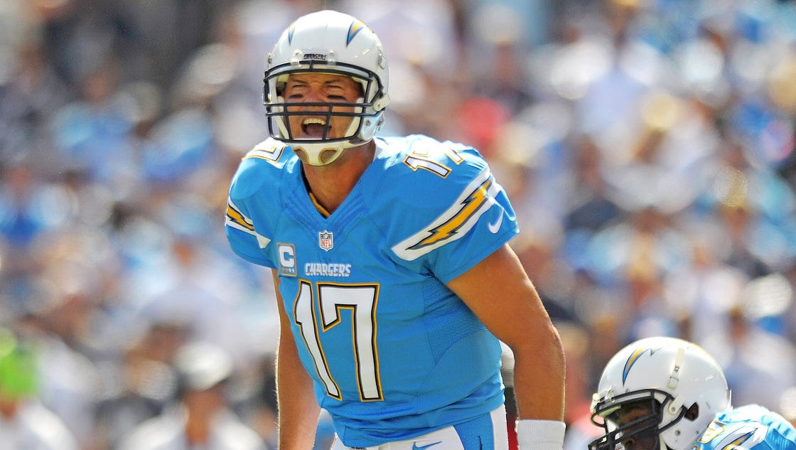 Philip Rivers Continues Momentum From 2013 Season