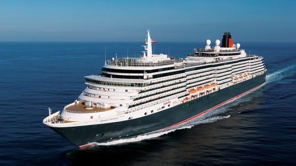 Epic cruise: Cunard ship to circle globe in 120 days