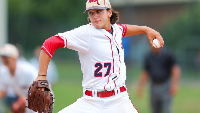 Tanner Propst and the MRA Patriots enter the baseball season ranked No. 3 in Academy AAAA.