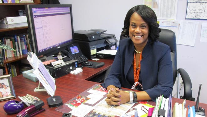 Atiya Perkins, principal at Linden's School No. 2, has been chosen as this year's honoree at the City of Linden's Black History Month celebration on Feb. 15.