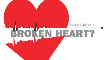 Japanese research shows a person very well could die from a broken heart.
